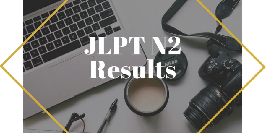 JLPT N2 Results