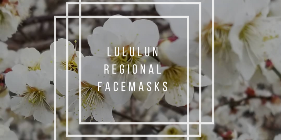 Lululun Regional Facemasks