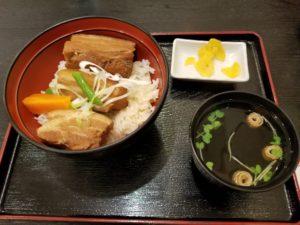 Okinawa Rafute