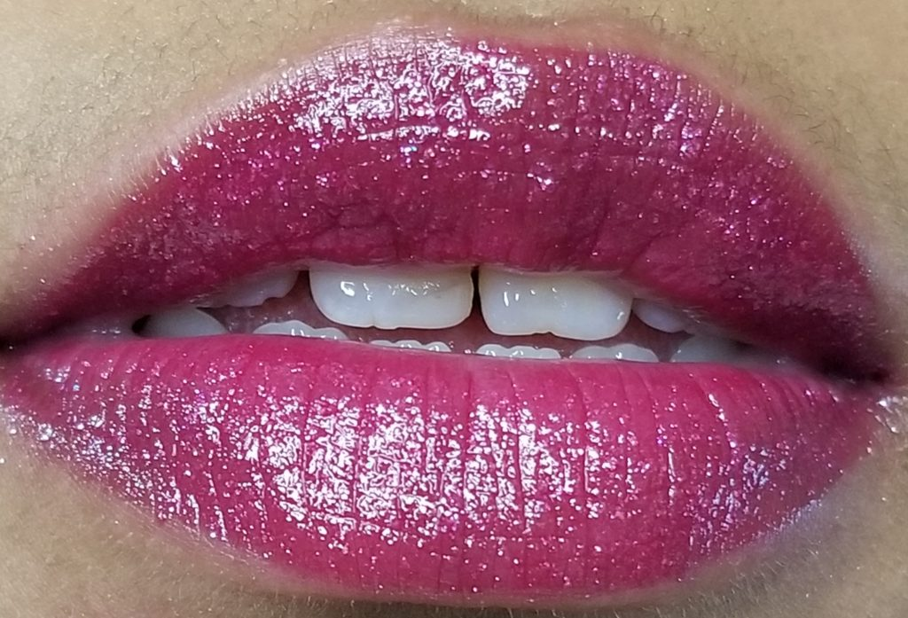 Sugarpill TTYN Swatch